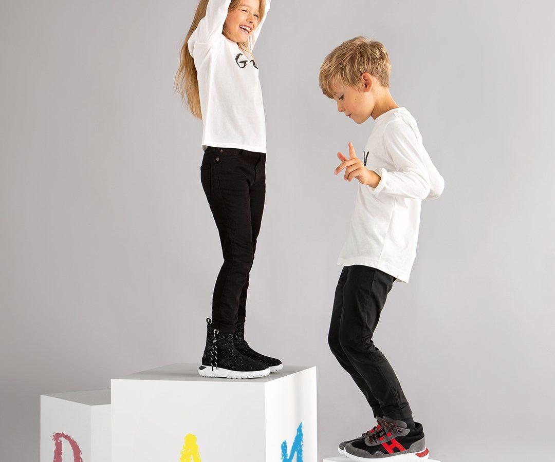 Quels avantages à offrir des sneakers enfants?